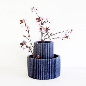 Vase upycling vitrage
