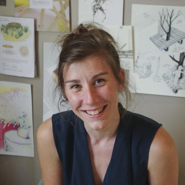 Designer Louise Rué Boutures d'objets