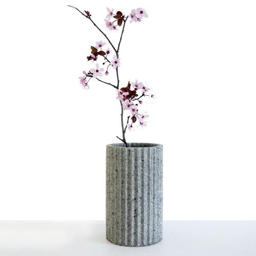 vase pare-brise recyclé