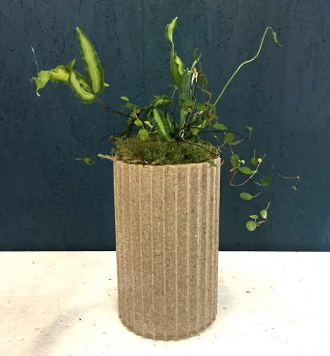 vase made in france recyclage